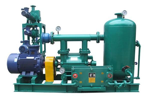 JSKA系列液环式真空泵闭路循环系统